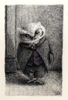 Unlike Father Like Owl